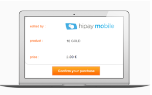 Hipay Mobile Micropayment Leader Internet Box